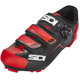 Sidi Trace Shoes Men Black/Red